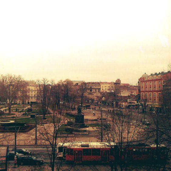 belgrade, serbia. I visited in 1981.