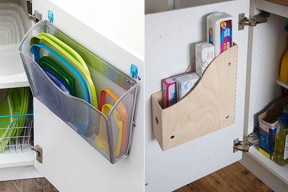 3 Tricks für mehr Platz So genial kann man eine kleine Küche - kleine küche tipps