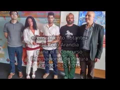 2016 07 24 Koro Arandia   Cocurso Pintura EXPOCHESS