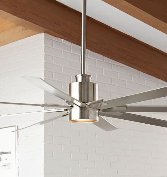 11 Modern Ceiling Fans That Are Actually Attractive Contemporary Ceiling Fans Silver Ceiling Fan Ceiling Fan Bedroom