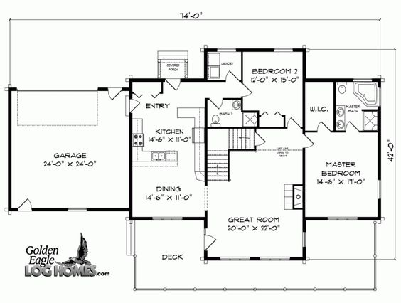 small cabin floor plans view source more log cabin ii floor plan house plans pinterest cabin floor plans log cabins and cabin