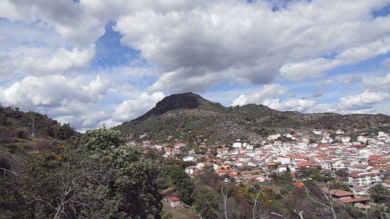 EL REAL DE SAN VICENTE (TOLEDO). Vistas del pueblo.