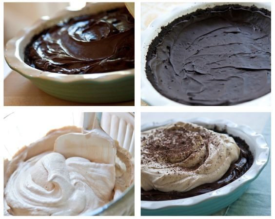 Chocolate Pie | SINFULLY DELICIOUS!! | Pinterest | Chocolate Pies ...