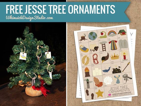 printables printables ornaments design studios graphic design advent ...