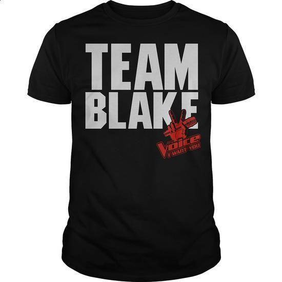 The Voice Team Blake - cheap t shirts #t shirt company #funny ...