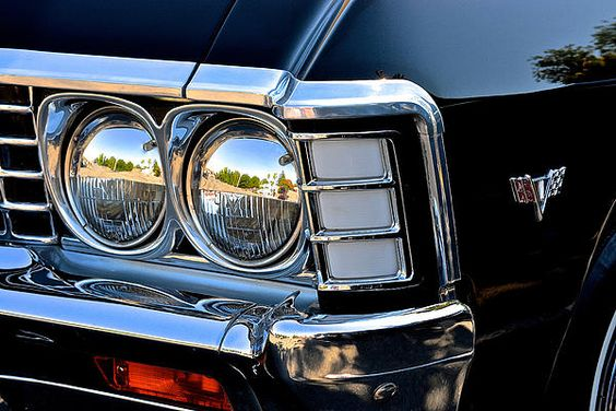 REDUCED PRICE! 1967 #Chevy #Impala Front Detail #Photography :D