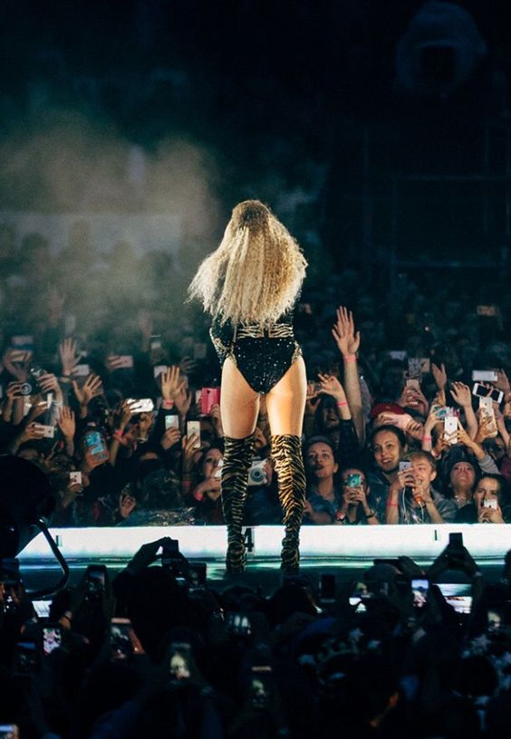 Beyoncè- The Formation World Tour at Sunderland, England. Stadium of Light June 28, 2016