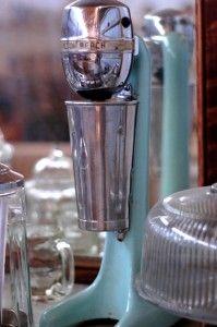 #vintage shake machine