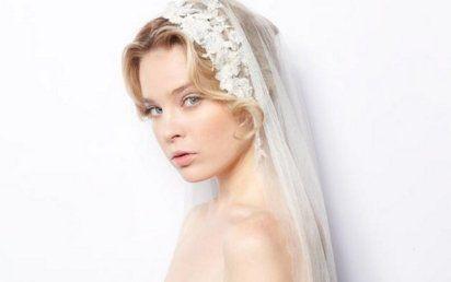 10 formas de llevar el velo de novia | Preparar tu boda es facilisimo.com