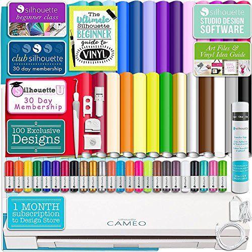 24 Pens /& Designs SKETCH PEN STARTER KIT New Silhouette Cameo Portrait Machine