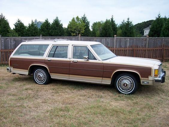 The Ford wood paneled station wagon - yes we had one of these and used it  for every family road trip | Born in the 70's raised in the 80's and 90's  ... - The Ford Wood Paneled Station Wagon - Yes We Had One Of These And
