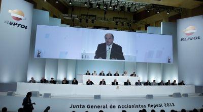Asume Repsol derechos de otro 6 % de YPF | Info7 | Economía
