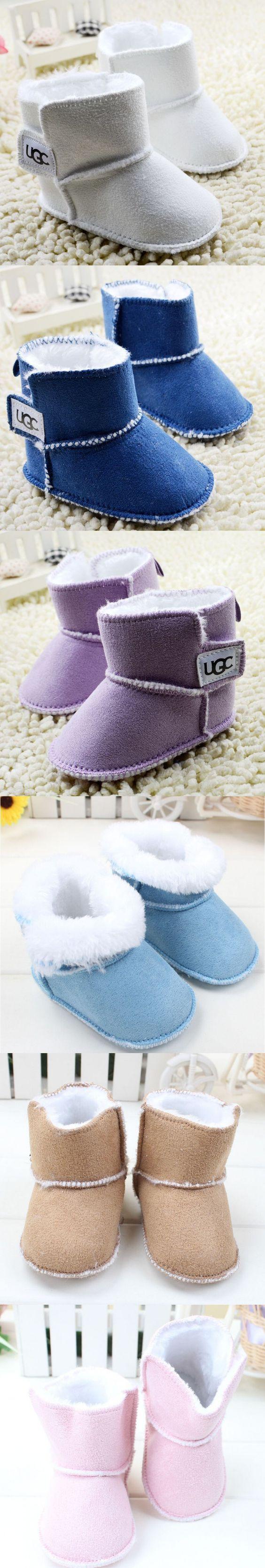 Baby shoes schoentjes schoenen kids 2016 new baby girls Snow Boot warm first walker scarpe neonata babyschuhe toddler soft shoes