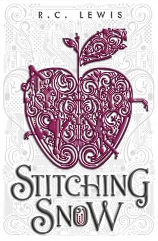 Sounds like a fantastic YA/SciFi novel! {ARC Review} Stitching Snow by @RC_Lewis @DisneyHyperion