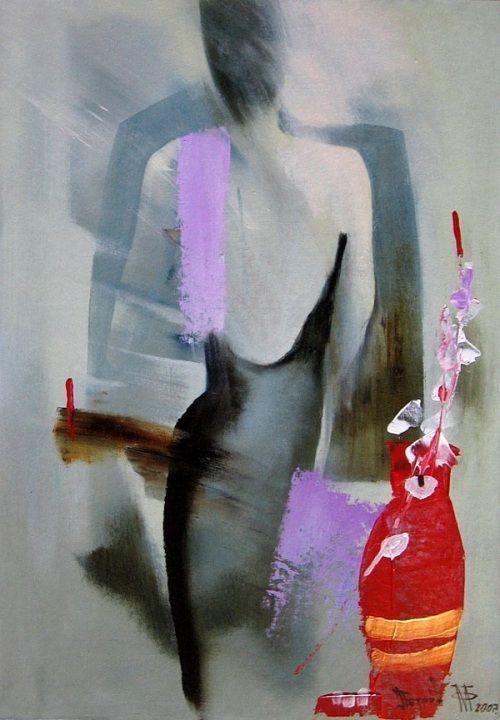 artist - Mikhail Petrov