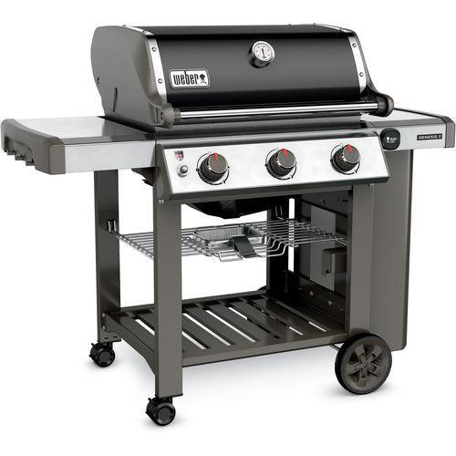 Weber Genesis Ii E 310 3 Burner Liquid Propane Gas Grill Bbq Grills Smokers Gas Grills At Academy Sports