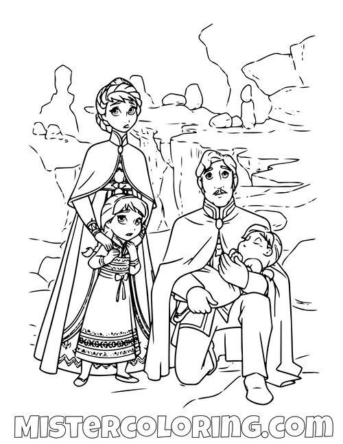 Frozen 2 Coloring Pages For Kids Mister Coloring Frozen 2 Coloring Pages For Kids Mis Frozen Coloring Frozen Coloring Pages Disney Princess Coloring Pages