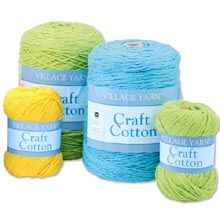 Yarns, Cotton and Website on Pinterest