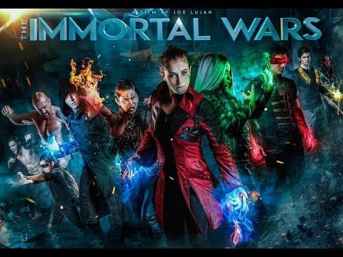 The Immortal Wars Official Movie Hd Trailer 2018 English Movies Hd Movies Bollywood Movies