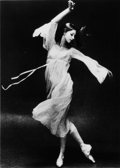 Suzanne Farrell, Holding On to the Air