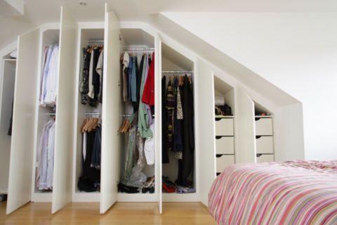 the perfect loft warddrobe