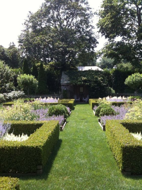 Garden Ina Garten