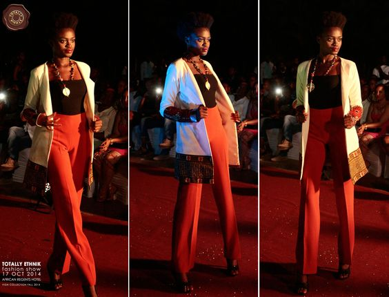 Viva Coat and Vixen Pants from the Vida Collection 2014 by Totally Ethnik