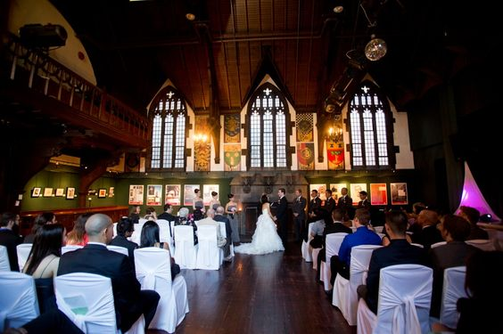 arts and letters club wedding - Google Search