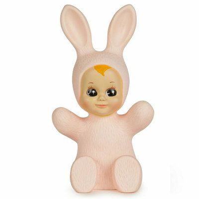 Lampe-veilleuse bébé lapin pour chambre de bébé / enfant - A découvrir sur www.little-home.fr