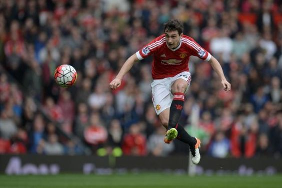 Manchester United defender Matteo Darmian to join Inter Milan in January The Manchester United defender, who signed for the Red Devils in July 2015, is out of favour under Jose Mourinho and was linked with an exit from Old Trafford over the summer. via @talkSPORT #footballplanetcom #darmian #intermilan