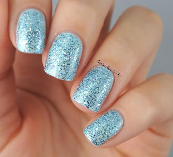 Shimmer Polish Julia Nails by Cindy