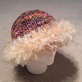 Ravelry: OrangeSmoothie's Arco Iris Lara's hat
