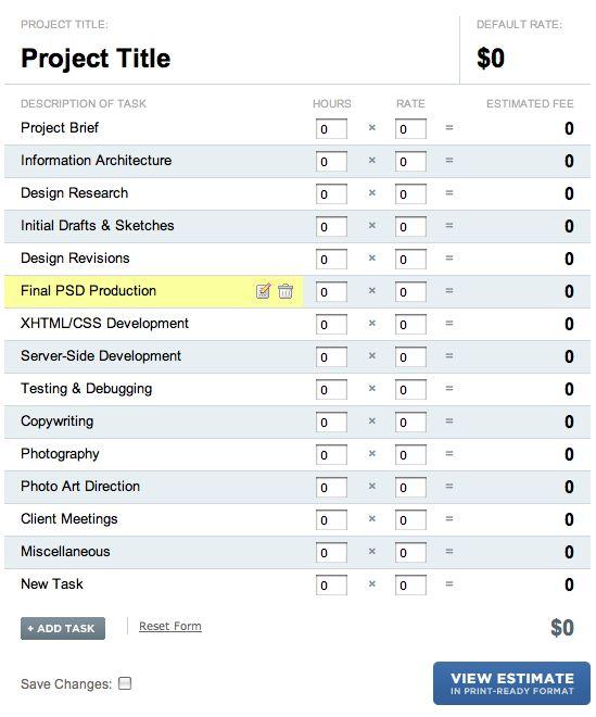 Complex Table Form Web Design From Astuteo  Patterntap  Zurb