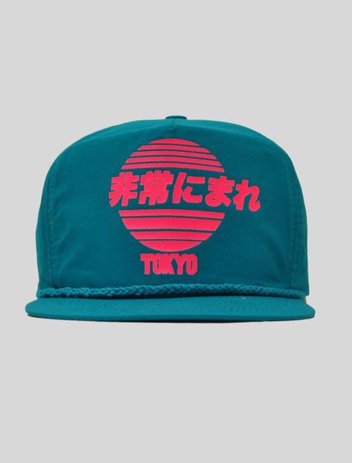 vintagexlife:  Tokyo Snapback