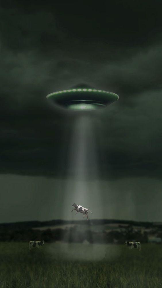 Waarom dompelen buitenaardse wezens ontvoerde mensen onder in onbegrijpelijke vloeistoffen of gels?