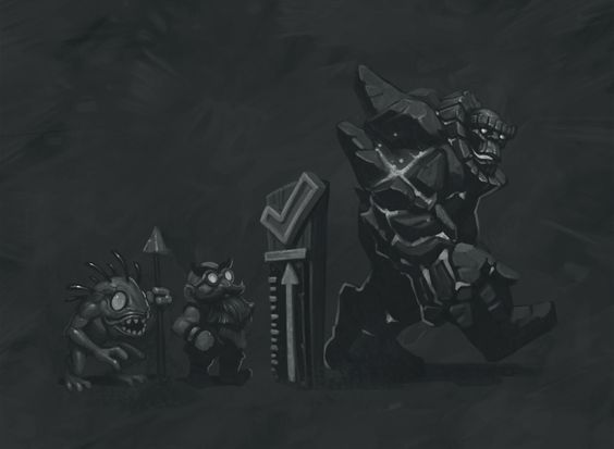 Theme: You Must Be This Tall to Brawl
