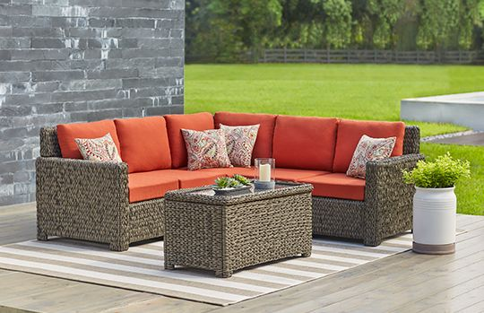 Shop Our Patio Furniture Department To Customize Your Laguna Point