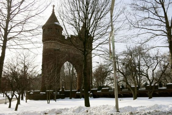 Soldiers and Sailors Memorial Arch, Bushnell Park, Hartford CT