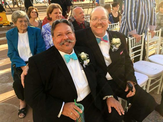 GAY WEDDINGS: TWO OF A KIND