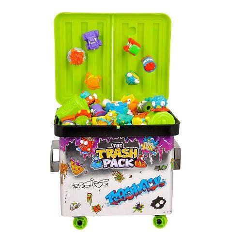 Trash Can Toys R Us : The trash pack dumpster tin speelgoed toneelstukken en