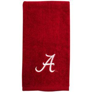 NCAA   Alabama Crimson Tide Embroidered Crimson Sports Towel