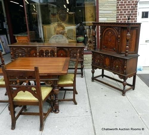 Antique Jacobean Dining Room Furniture Antique Dining Room Sets Antique Dining Rooms Dining Room Furniture