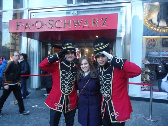 FAO Schwarz - so much fun!