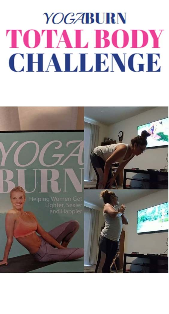 Epingle Par Yoga Burn Sur Yoga Burn Challenge