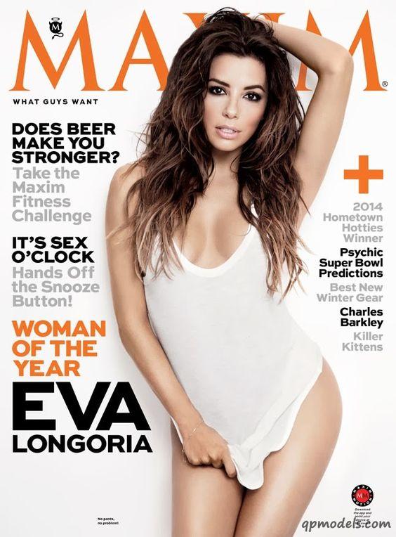 Eva Longoria for Maxim Magazine (January/February 2014) - http://qpmodels.com/celebrity/eva-longoria/5270-eva-longoria-for-maxim-magazine-january-february-2014.html