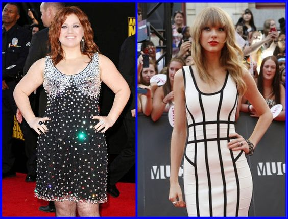 "Watch: #KellyClarkson Covers #TaylorSwift's ""Shake..."