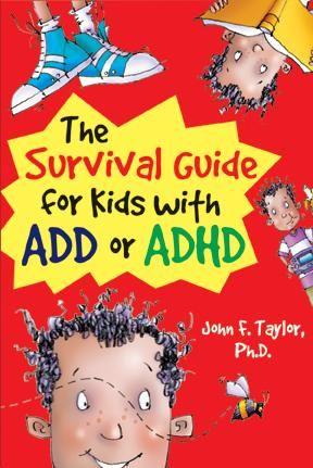 """Having ADHD doesn't mean you are stupid, lazy, crazy, bad or ill. It means there are differences in the way your brain works that make you show some ADHD traits."" The Survival Guide for Kids w/ ADD or ADHD, John F. Taylor. Pinner writes: ""Helps kids know they're not alone & offers practical strategies for taking care of oneself, modifying behavior, enjoying school & having fun."":"