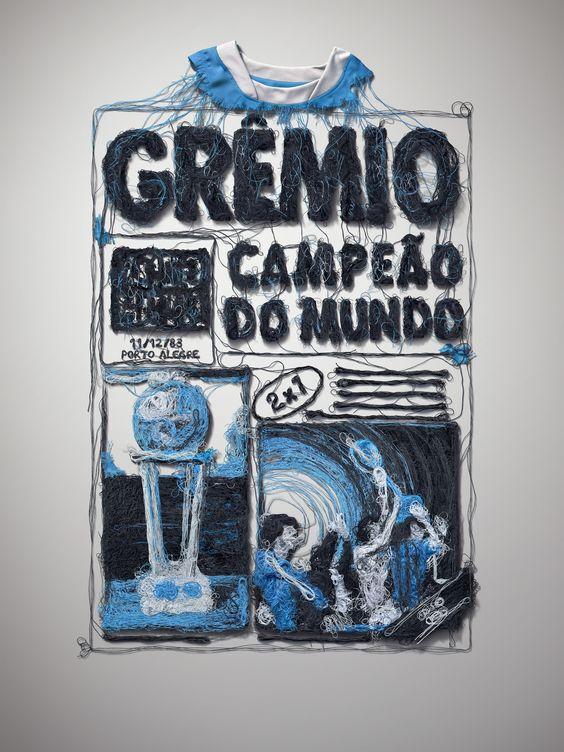 GRÊMIO CAMPEÃO DA AMÉRICA on Behance