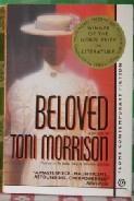 Morrison, T. (1987). Beloved: A novel. New York: Knopf.