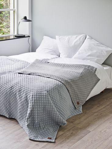 Caro sengetæppe. soveværelse, inspiration, sengetæpper, seng ...